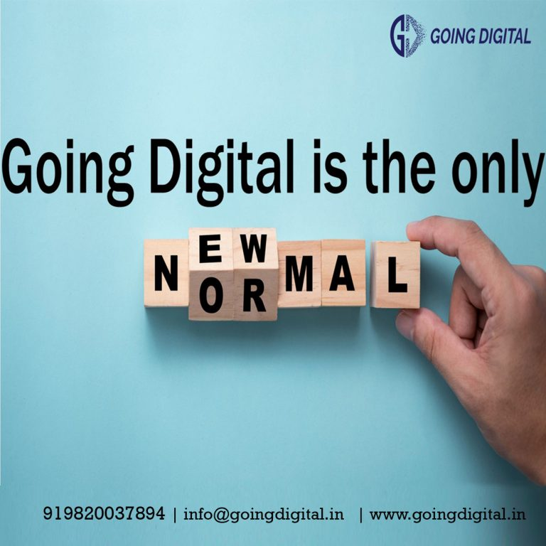 Going Digital 2